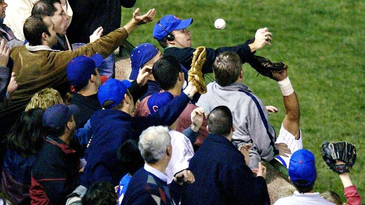 What if Steve Bartman story had different ending for Cubs?