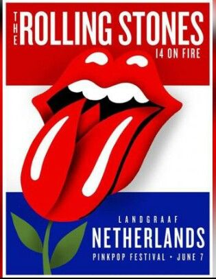 The Stones Pinkpop 2014