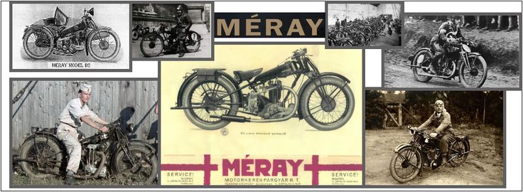 MÉRAY 1923 General Cover Image