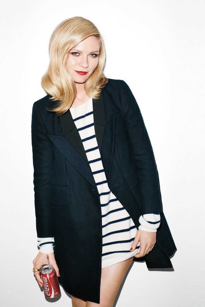 Kirsten Dunst | Terry Richardson Photoshoot