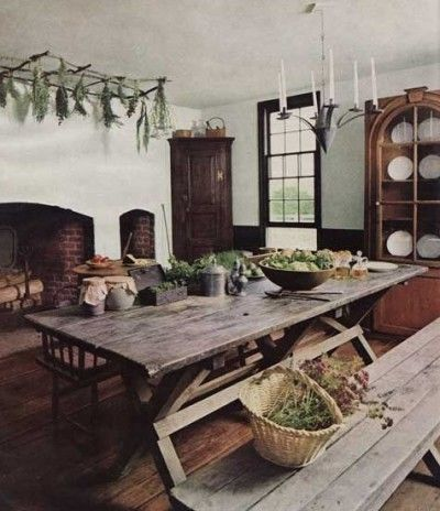 Inspirational Interiors: Country Manor