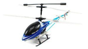 "RECHARGEABLE GYROSCOPE Electric Full Function 3CH GYRO Fly Knight 3378A Falcon RTF RC Helicopter (Colors May Vary) by RC Helicopters. $65.95. Gyroscope Equipped for Smooth Flying  Coaxial Rotor Design with Balancing Bar for Maximum Stability!  Extreme Detail from the Missiles to the High Gloss Paint Job!  Remote Control requires 6 AA Batteries to run (not included). Length: 22""  Wingspan: 17""  Height: 8"". Highly Durable and High Sretgth Metal Alloy Frame!  Full Function! (Rise ..."