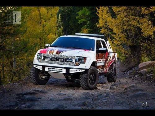 Used Ford F150 Raptor SVT Trucks, Vans or SUVs with 4 doors