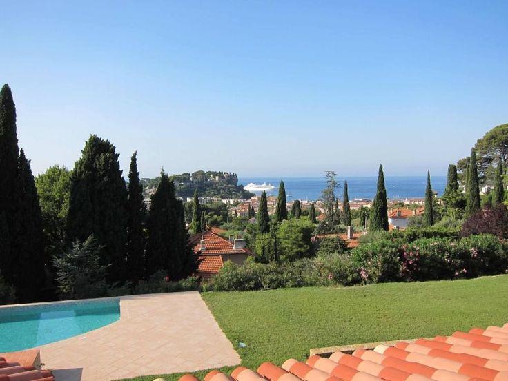 Location vacances villa Cassis: Vue de la suite parentale