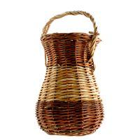 La Botiga del Celler - Celler d'Ullastrell - Cargoleres de Vímet - Caracolera de Mimbre - Wicker Snails Basket