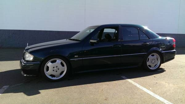1997 Mercedes-Benz C36 AMG for sale in Victoria, British Columbia http://cacarlist.com/mercedes/1997-mercedes-benz-c36-amg_13743-14064.html