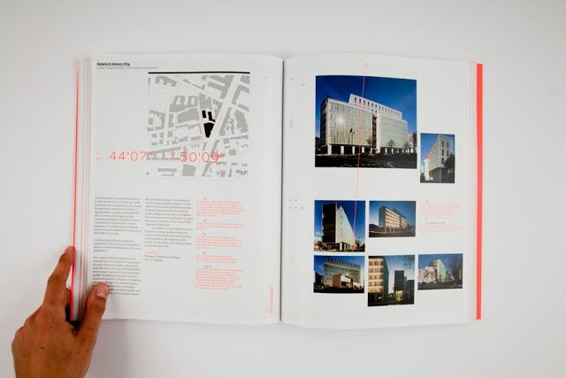 Magazine Design Inspiration - MagSpreads: Bureau 205 - France