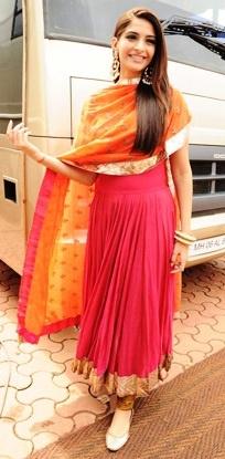 Sonam Kapoor In Anarkali
