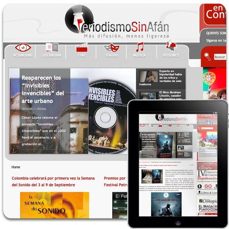 Periodismo Sin Afán www.periodismosinafan.com