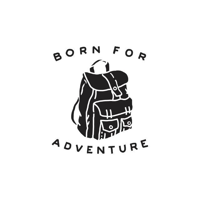 Born For Adventure - Andrew Chen Design
