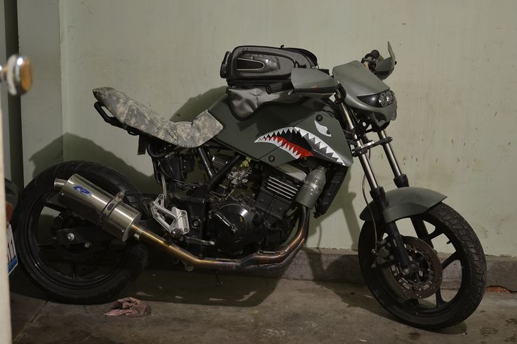 ninja 250 street fighter | bikes | Pinterest | Street ...