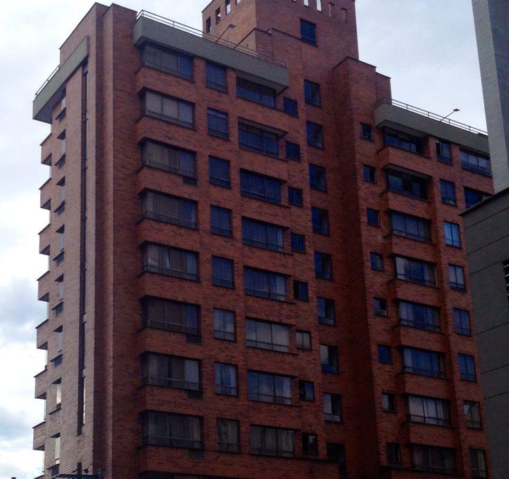 Similitud en ventanas del edificio.
