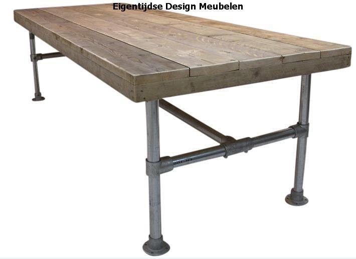 17 best images about steigerbuis binnen meubels on pinterest serendipity bureaus and tes - Eigentijdse bed tafel ...