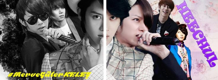 #Heechul #Super_Junior By: #MerveGülerKELEŞ
