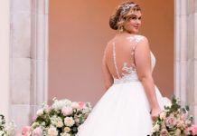 Onze favoriete plus size trouwjurken collecties van het moment