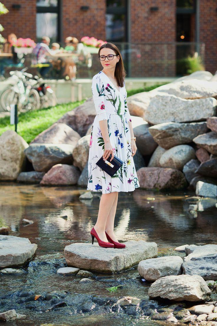 Jedna sukienka, trzy stylizacje   Innooka