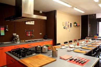 Escuela de cocina Sabores