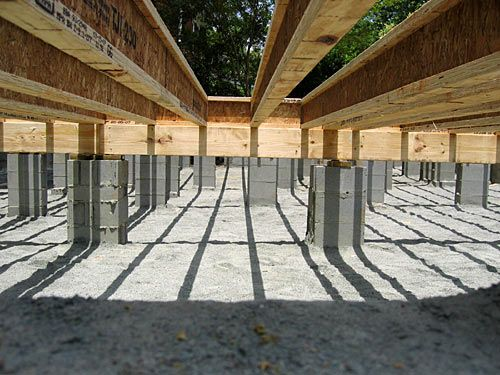Best 25 house foundation ideas on pinterest porch for Building a house on a slab