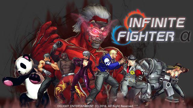 Infinite Fighter-fighting game v1 0 50 Apk Hack Mod Money