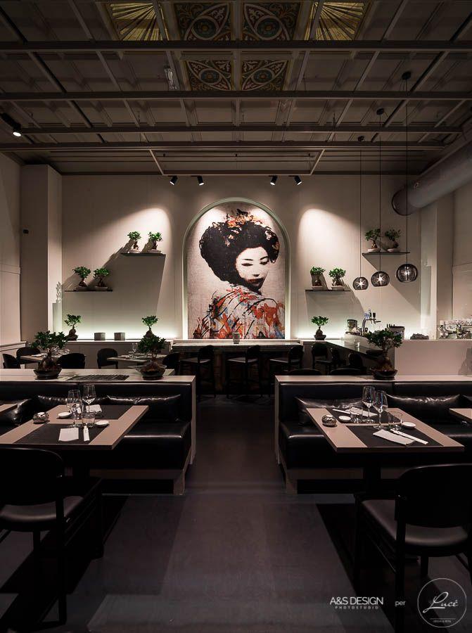 Oltre 25 fantastiche idee su illuminazione ristorante su for Architetto giapponese