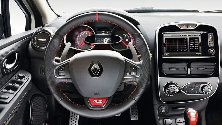 2016 renault clio rs interior latest modification picture for Interieur twingo 2