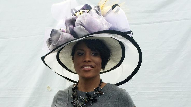 2015 Preakness Stakes - Baltimore Mayor Stephanie Rawlings-Blake attends the Preakness Stakes Saturday at Pimlico Race Course