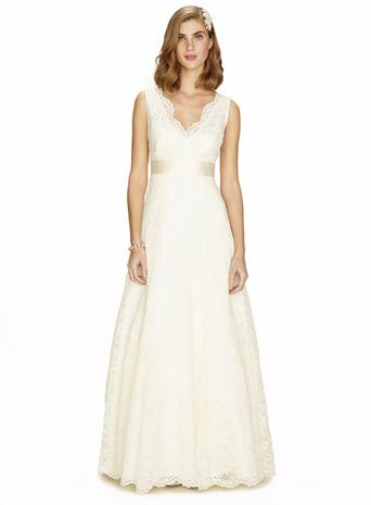 Sofia Long Bridal Dress