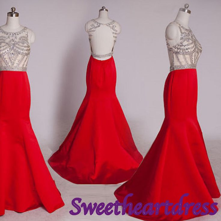 Cute Red Prom Dresses | But Dress