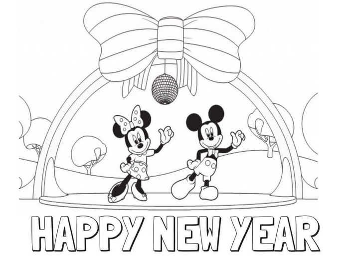Printable New Year Coloring Pages Free Coloring Sheets New Year Coloring Pages Fathers Day Coloring Page Disney Coloring Pages