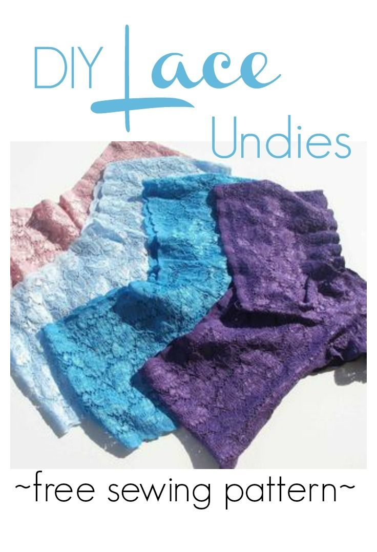 how to make underwear at home