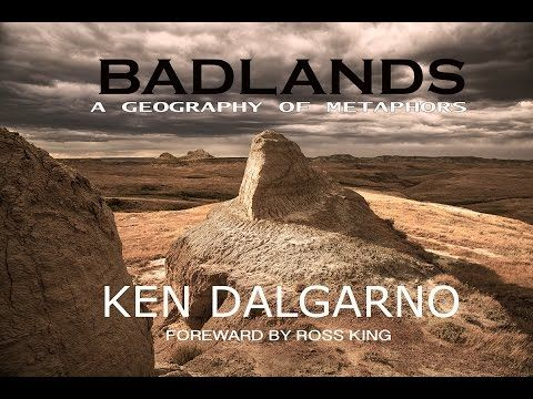 Badlands: a geography of metaphors - YouTube