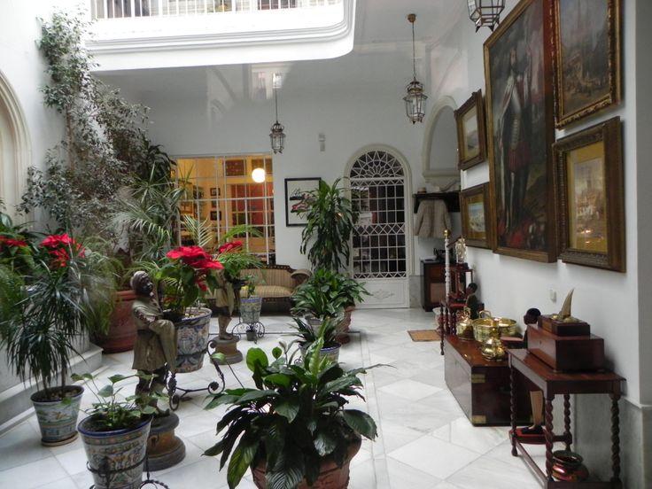 178 mejores im genes sobre patios sevillanos en pinterest - Patios con estilo ...
