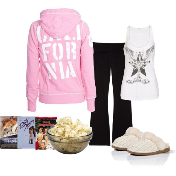 stay home movie night outfit...oh yeah