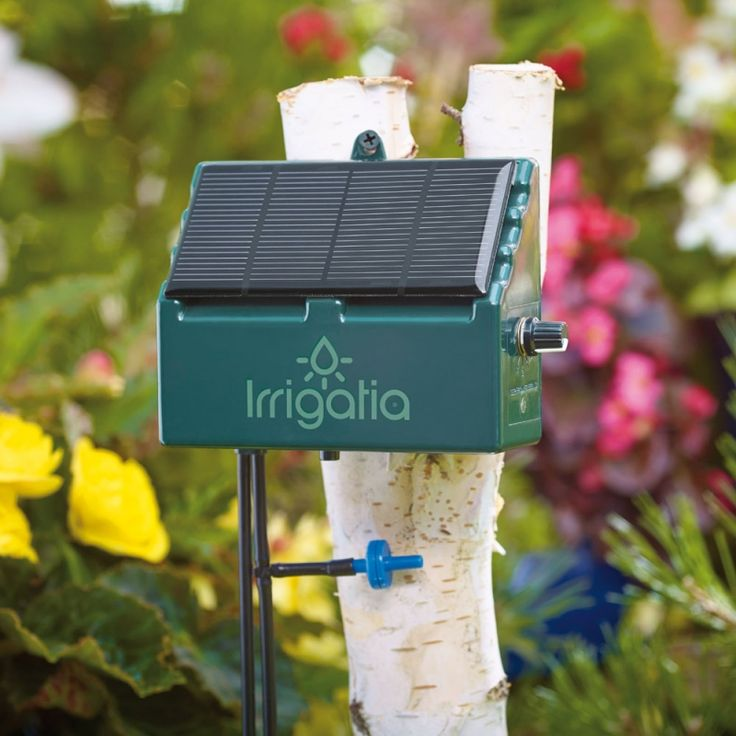 Soldrivet bevattningssystem C12 i gruppen Odlingstillbehör hos Impecta Fröhandel (57011)