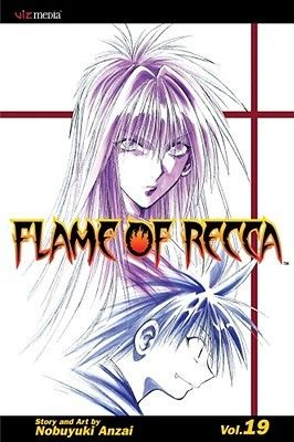 Flame of Recca, Vol. 19  Recca Hanabishi is a regular high school kid who hopes to become a ninjya some day. His humbrum life is completely disrupted the day he meets a cute and mysterious girl named Yanagi. He soon discovers he has possessed super ninja secret powers all along. Together with his friends Fuko and Damon, Recca slowly learns how to navigate the ancient and arcane world of ninja warriors.