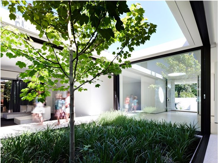 14 best 321 yuille residence images on pinterest grand for Courtyard landscaping australia