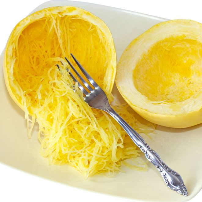 Spaghetti Squash 5 Ways to cook it! My fave!