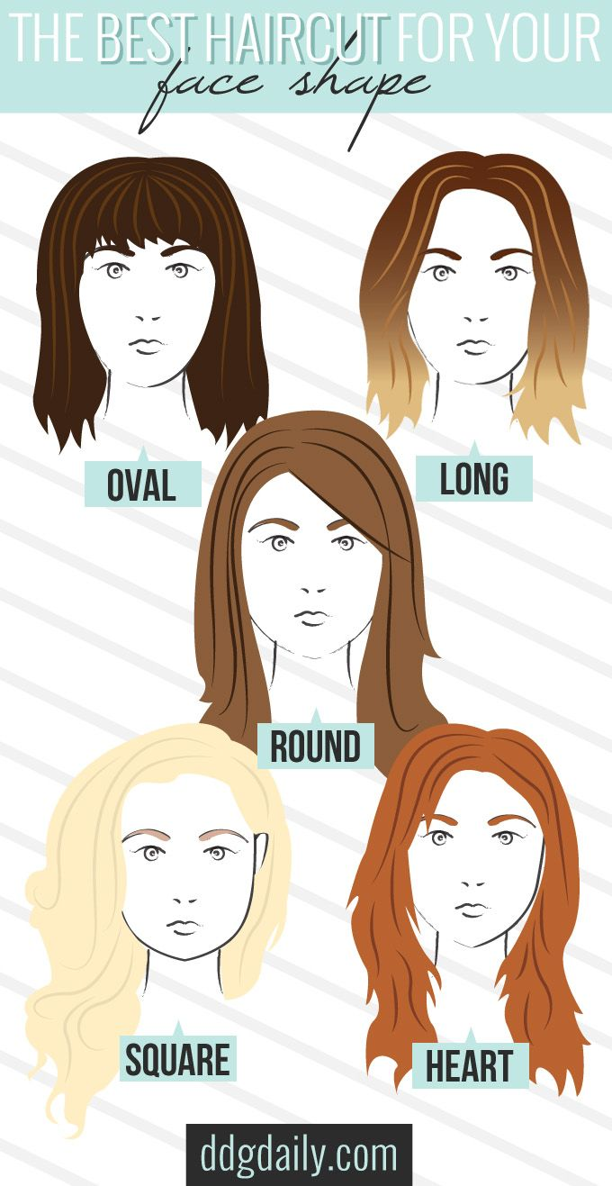 mane event: the best haircut for different face shapes | hair