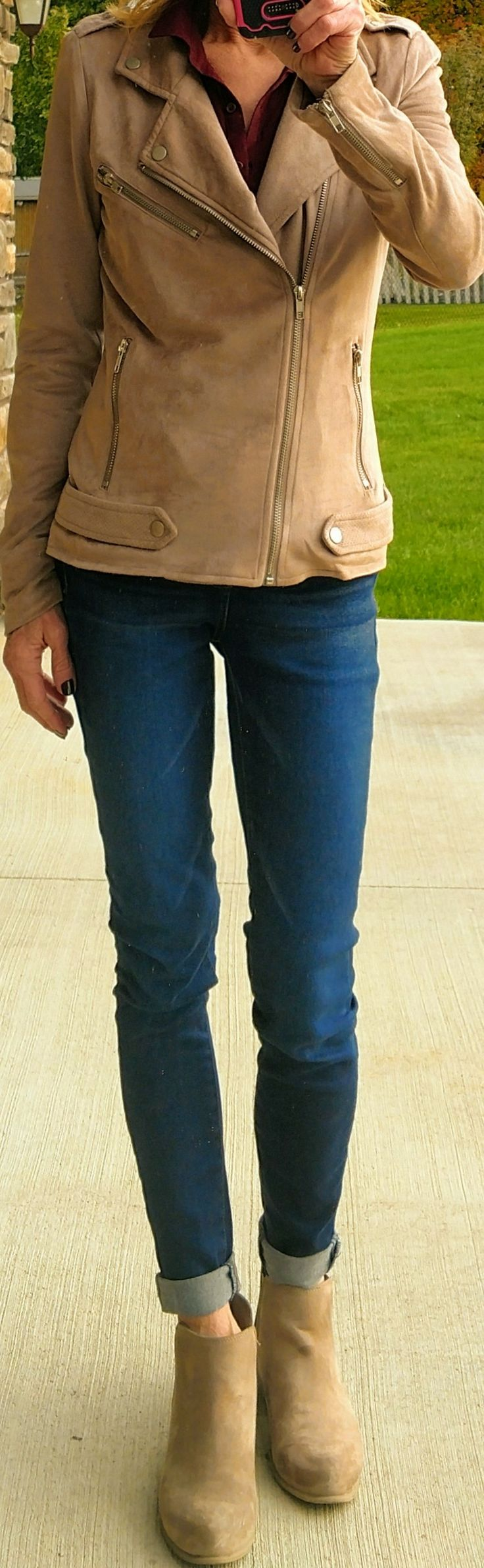 Stitch Fix Pixley Kendari Faux Suede Jacket. https://www.stitchfix.com/referral/10834336?sod=a&som=c