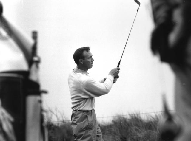 Arnold Palmer had many great seasons in golf, but which years were his best? Let's count them down, Palmer's Top 5 PGA Tour years.
