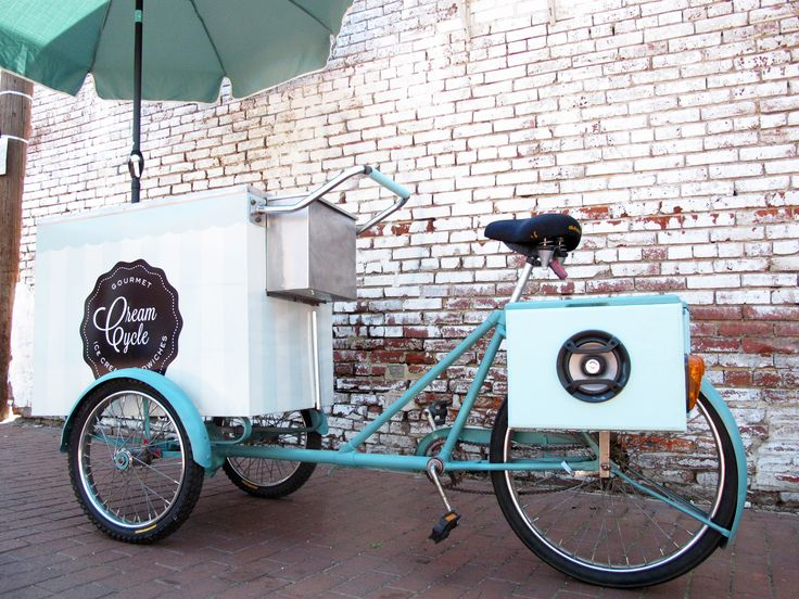 CreamCycle, the new purveyors of ice cream sandwiches in D.C., launch bicycle-driven ice-cream carts on May 7, 2013. (Photos by Lavanya Ramanathan/The Washington Post)