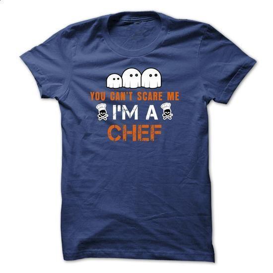 Can not Scare Me Halloween Chef - #shirts #linen shirt. SIMILAR ITEMS => https://www.sunfrog.com/Holidays/Can-not-Scare-Me-Halloween-Chef.html?60505