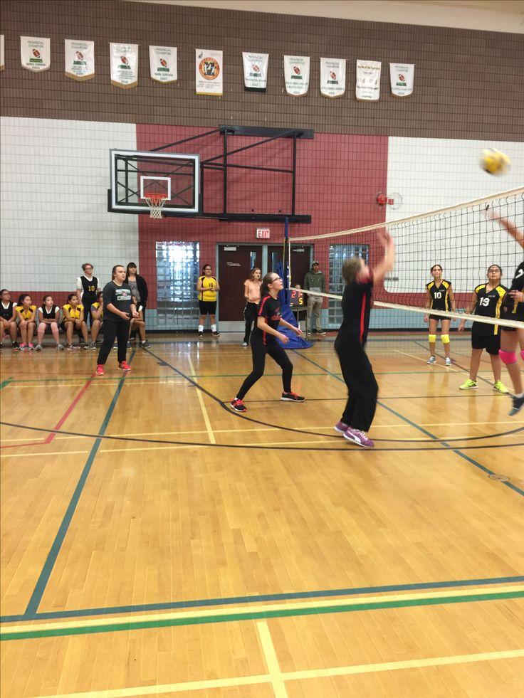 Basketball.  Melinda. Gr 7  15/16 school year.