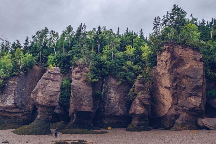 Canada, itinéraire de 10 jours au Nouveau-Brunswick   Refuse to hibernate