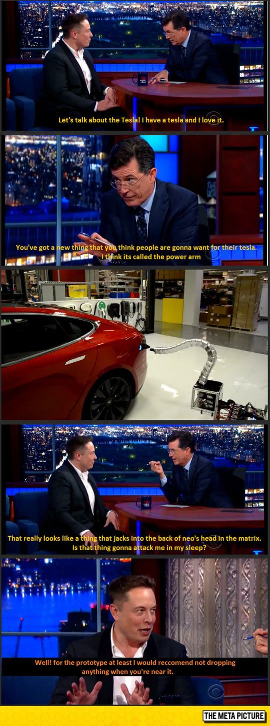 Elon Musk's New Invention
