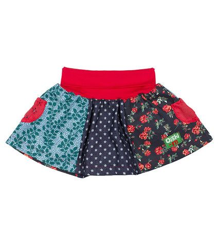 Winter 14 Tallow Skirt http://www.oishi-m.com/products/tallow-skirt