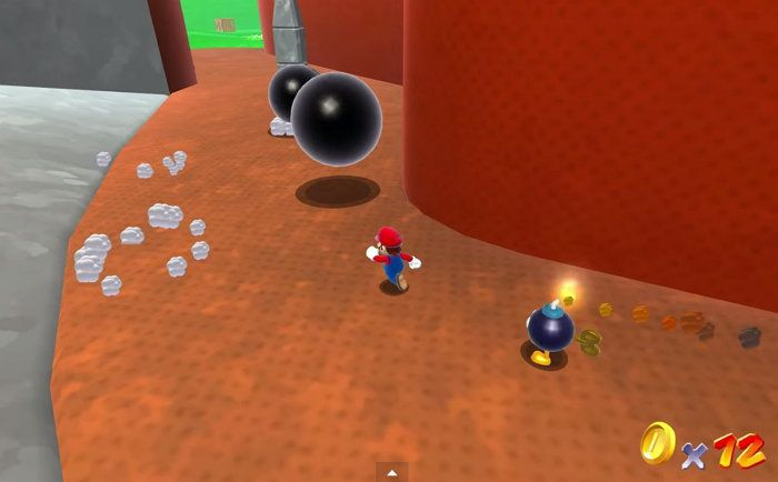 Estudiante crea página web para jugar Super Mario 64 desde tu navegador