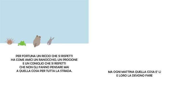 La prova/the trial, the children's book of Cristina Petit, Bacchilega editore 2015
