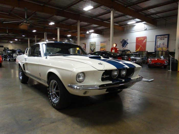 Classic 1967 Shelby Gt500 For Sale 2209823 221 900 Costa Mesa