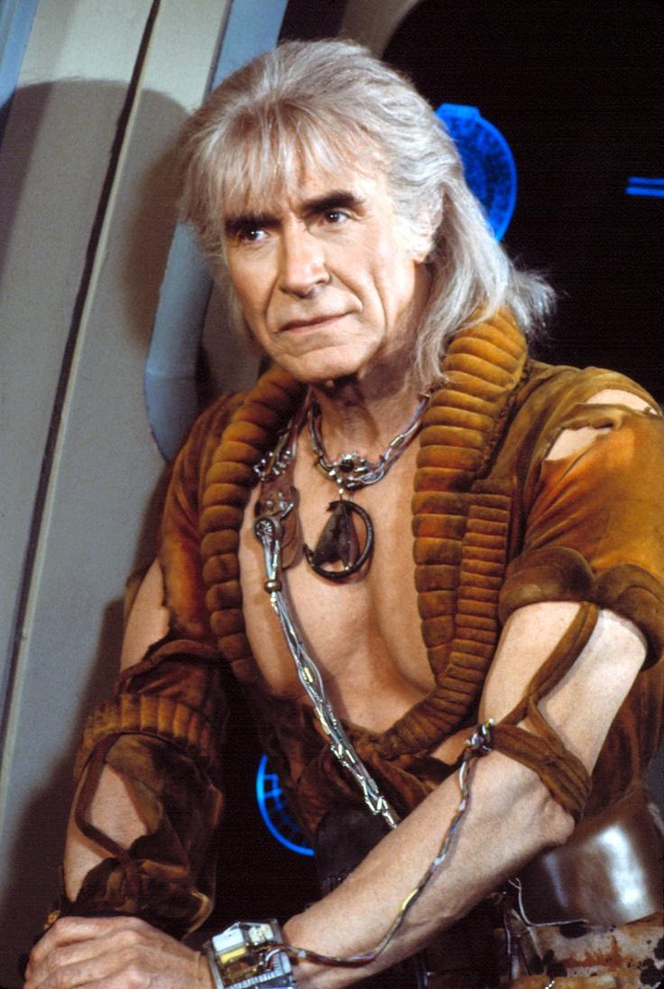 Khan in Star Trek 2